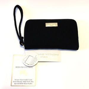 Adrienne Vittadini Studio RFID Protection Wallet